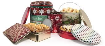 bulk cookie tins dress up your cookie tins packaging that accents your product
