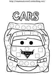 coloriages cars