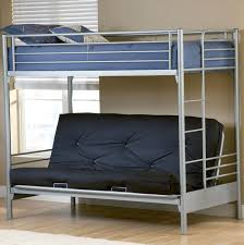 Bunk Bed With Futon Bottom Bunk Bed With Futon On Bottom Bunk Bed With Underneath Show