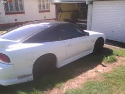 nissan 180sx modified 1997 nissan 180sx type x boostcruising