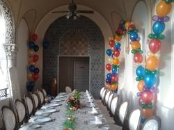 island balloon delivery photos of events palm balloon event decorating ideas