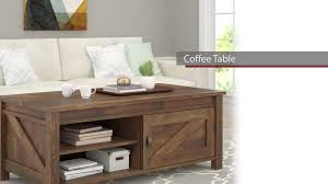 Coffee Tables With Shelves Gilby Coffee Table Reviews Birch