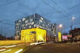 metro bureau etienne cite des affaires in etienne manuelle gautrand architecture