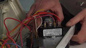 ge dryer repair u2013 how to replace the timer youtube
