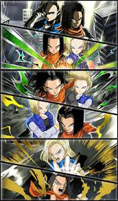 android 17 and 18 android 17 android 18 02 wallpaper by zeus2111 on deviantart