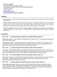 Draftsman Job Description Resume by Horizontal Resume Best Free Resume Collection