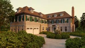 gambrel home plans shingle style coastal living shingle style home plans e