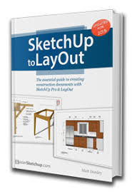 sketchup layout tutorial français sketchup to layout book