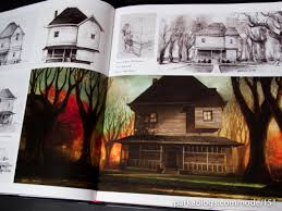 monster house com book review the art making of monster house parka blogs