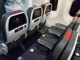 an inside look at american airlines brand new premium economy on