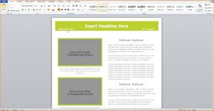 Resume Templates For Word 2010 Resume Borders Word 2007