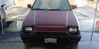 1988 Accord Hatchback Ol Skool87 1987 Honda Accord U0027s Photo Gallery At Cardomain