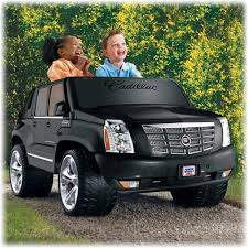 power wheels fisher price cadillac hybrid escalade ext pink 17 fancy mini electric cars for to drive