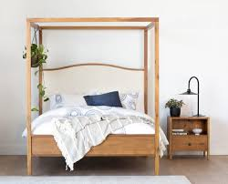 bedding cute sleep like a royal family in canopy bed frame
