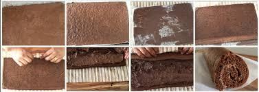 chocolate swiss roll cake u2013 my sri lankan recipes