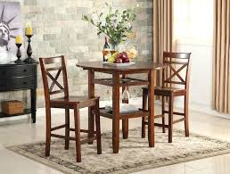 High Dining Room Tables Sets Bar Height Kitchen Table Sets Counter Height Dining Table