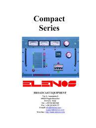 8877 Lifier Schematic Diagram Elenos Compact Eindtrappen T Series Vacuum Tube Amplifier