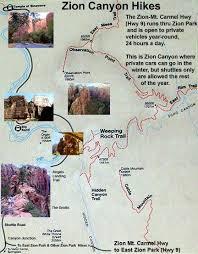 map of zion national park zion national park lodging zion national park