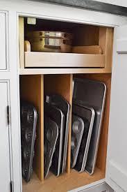 Kitchen Cabinet Dividers Functional Kitchen Cabinets Vitlt
