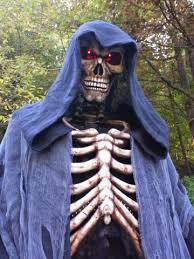Grim Reaper Costume Spooky Grim Reaper Costume Electronichalloween Adafruit