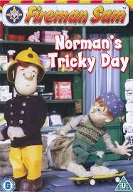 norman u0027s tricky dvd fireman sam wiki fandom powered wikia