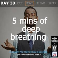 Challenge Breathing Ultimateyou Challenge Day 30 5 Minutes Of Breathing Health24