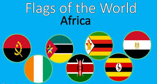 Flags Of The Wrld World Flags Quiz Africa Only Learn And Practice Youtube