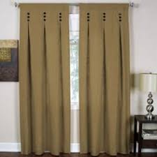 Tab Top Button Curtains The Duchess Valance Features A Vibrant Floral Pattern On A Rich
