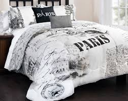 black and white comforters mythic home