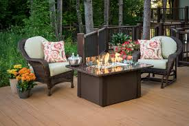 Outdoor Furniture Minneapolis by Grandstone Fire Pit Table Deck Minneapolis By The Outdoor