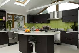kitchen wall colors with black cabinets 25 black kitchen cabinets that are not dull