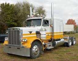 peterbilt semi trucks 1984 peterbilt 359 semi truck item i2956 sold november