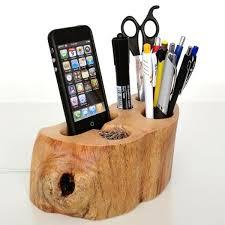 Wooden Desk Organizers Wooden Desk Organizers Handmade Wood Organizer Dock Table Top