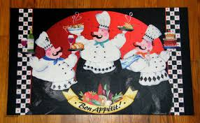 italian kitchen rugs more red tan french italian bistro fat chef