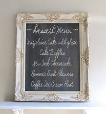 wedding signing board chalkboard wedding sign framed chalk board vintage wedding