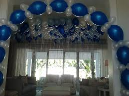 inflated helium balloons delivered highland manalapan balloon decorating singer island
