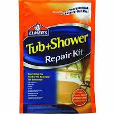 Enamel Bathtub Repair Lowe U0027s Fiberglass Bathtub Repair Kit Ayanahouse