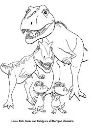 kids download dinosaur train coloring pages 82 picture