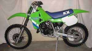 kawasaki motocross bike kawasaki kx250 1989 build old moto motocross forums