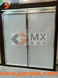high quality low price extruded aluminium profile kitchen cabinet