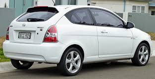 file hyundai accent mc fx limited edition hatchback on file images