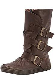 womens cowboy boots uk buy blowfish cowboy biker boots for fashiola co