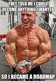 Muscle Memes - 10 funny fitness memes tde