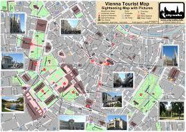 Austria Map Vienna Maps Austria Maps Of Vienna Wien