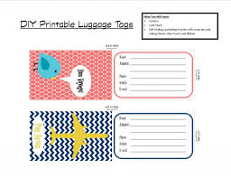 Coat Check Template Top 25 Best Printable Luggage Tags Ideas On Pinterest Kids