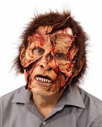 Halloween Monster Mask by Slash Zombie Monster Mask Zagone Studios
