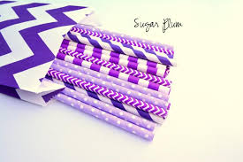 purple wedding decorations sugar plum purple purple straws purple party princess party