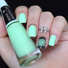 1141 best accent nails images on pinterest make up accent nails