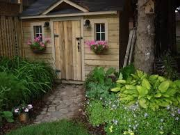 Cottage Backyard Ideas 113 Best Garden Shed Images On Pinterest Garden Cottage