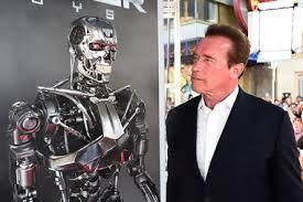 Terminator Halloween Costume Pentagon Worrying U0027terminator U0027 Coming True